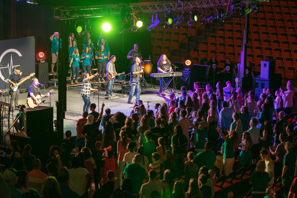 CHURCH ALIVE - WORSHIP DRIVEN LIFE IMPROVING