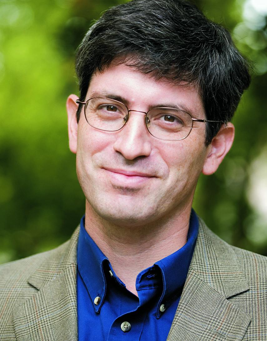Carl Zimmer, NYT columnist, author, and award-winning science journalist