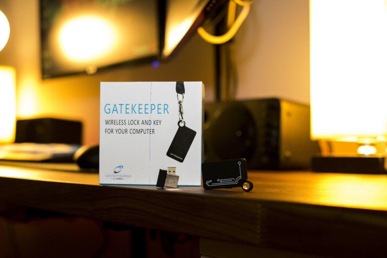 Gatekeeper Smart Pc Key Review Techregular Electronic Gate Keeper