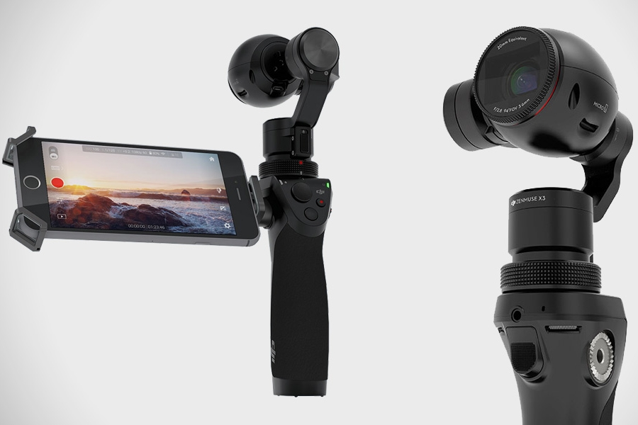 X3 or X5R Camera, Z-Axis Arm, (6)Batt + (3) Chargers