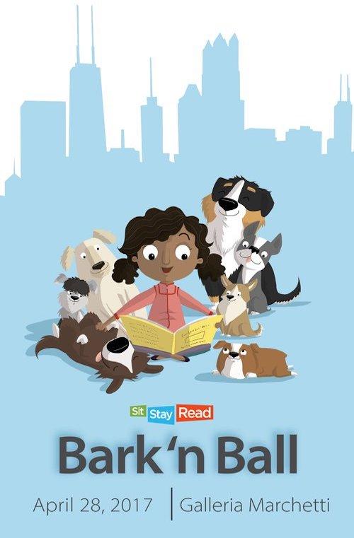 2017 Bark 'n Ball Poster