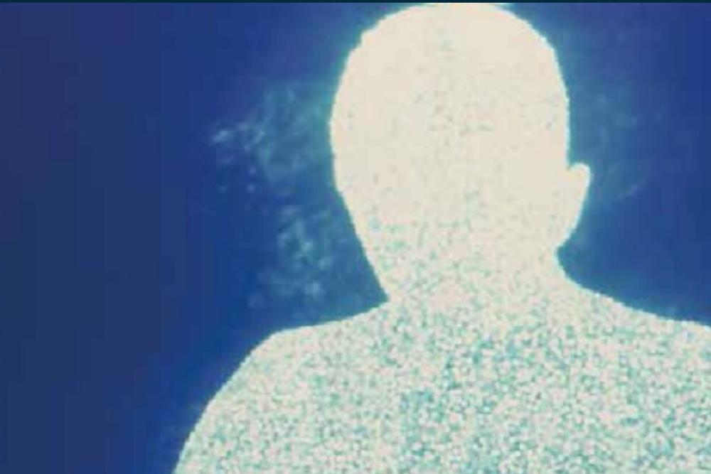Christopher Bucklow /R/H Guest, 1996, pinhole photograph, 97 x 74cms.