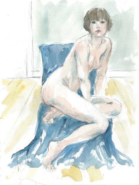 Blue Room VII