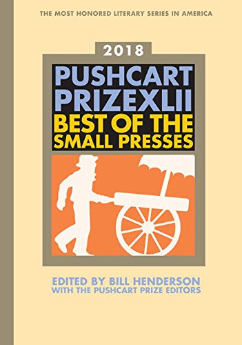 "2018 Pushcart Prizes  ""Taught Rhythmic Surfaces"" by George Saunders  ""Taut Rhythmic Surfaces"" originally appeared in the Winter/Spring 2016 issue of TSR: The Southampton Review.  Read an excerpt   here  .   Special Mention : ""Spring, Miss Nelson's Class"" by Scott Latta first appeared in the Summer/Fall 2016 issue of TSR: The Southampton Review.  Read   ""Spring, Miss Nelson's Class."""