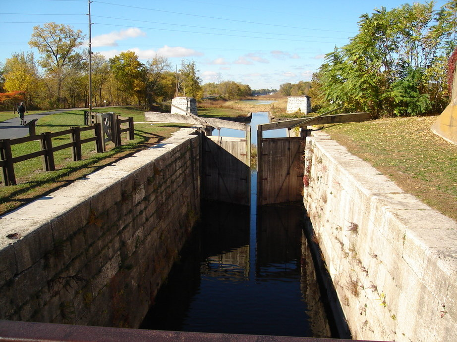 Illinois Michigan Canal