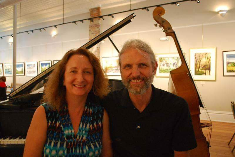 Al & Jeanie Brown ~ Saturday September 9th ~ Second Stage at Uptown Grill ~ A dynamic duo featuring standup bass and keyboard, playing jazz classics