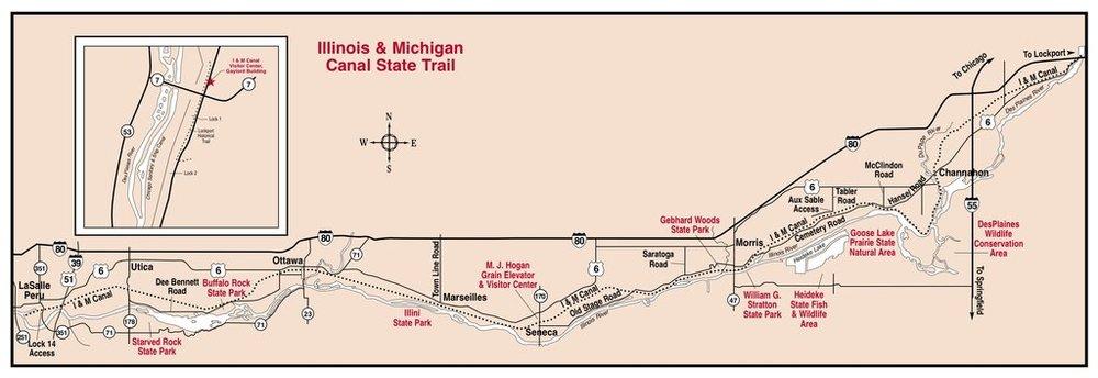 I&M Canal Trail