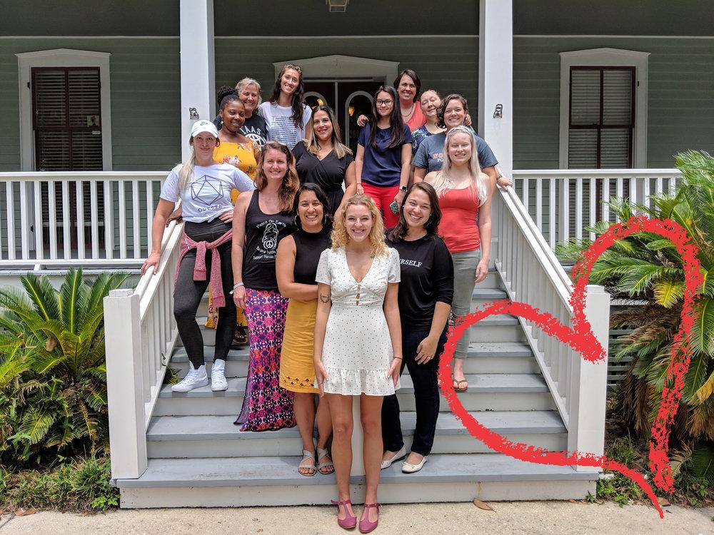 Sage Cohort - Summer 2018