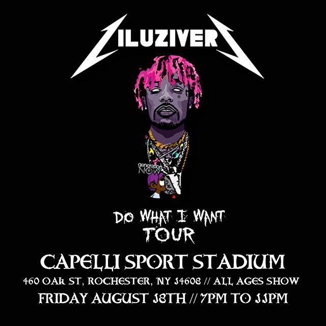 August 18th @liluzivert ☄️