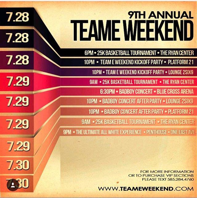 @team_e 9th annual ☄️☄️☄️☄️☄️#Heavycamp
