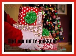 Bijna Kerst, tijd om uit te pakken #gevenisbeleven #glimlach #waardering #blijmetjou #kerst #heerlijkedagen