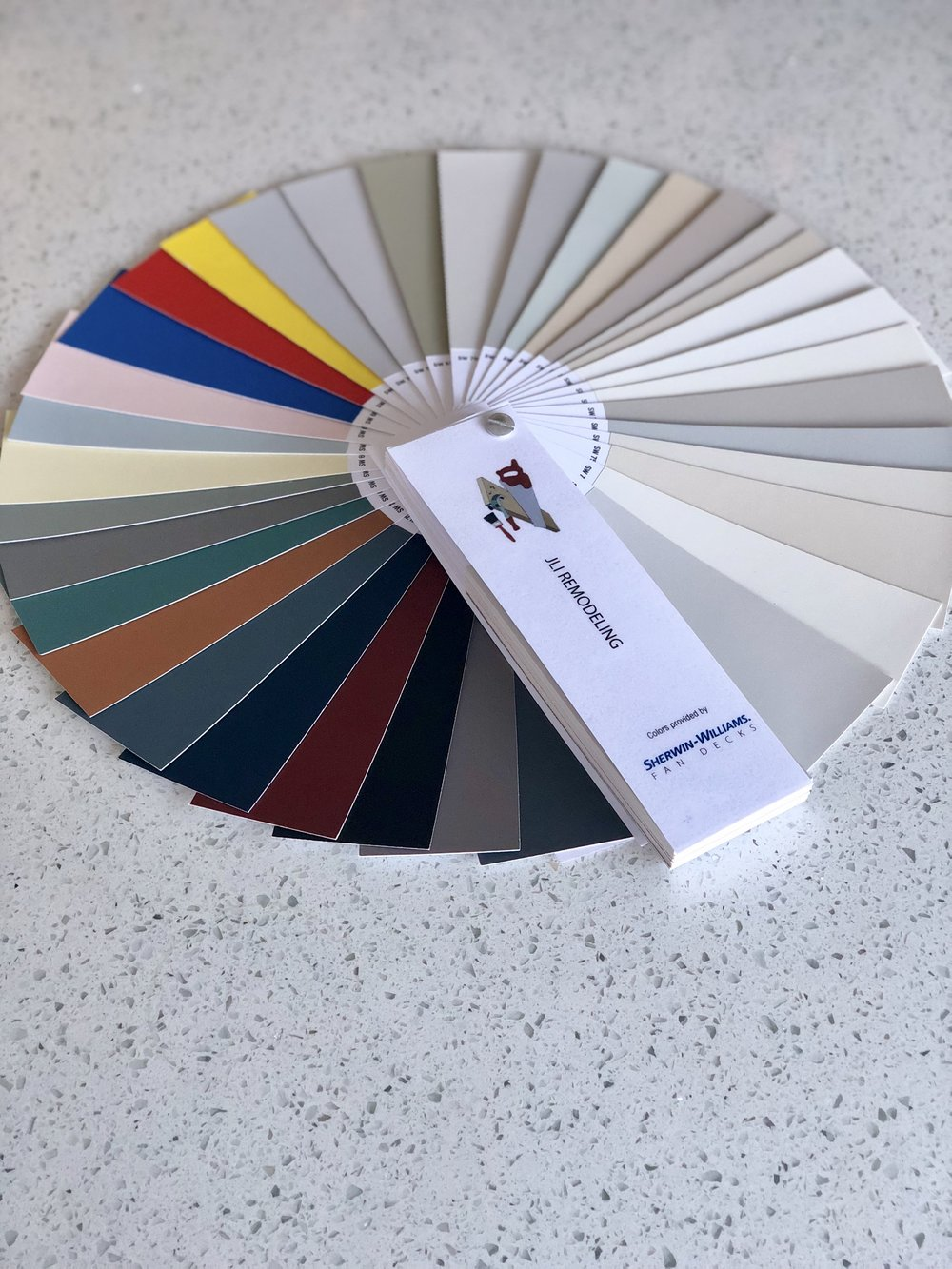 Need help picking the right color?  - We've got you covered with the help of Sherwin Williams!