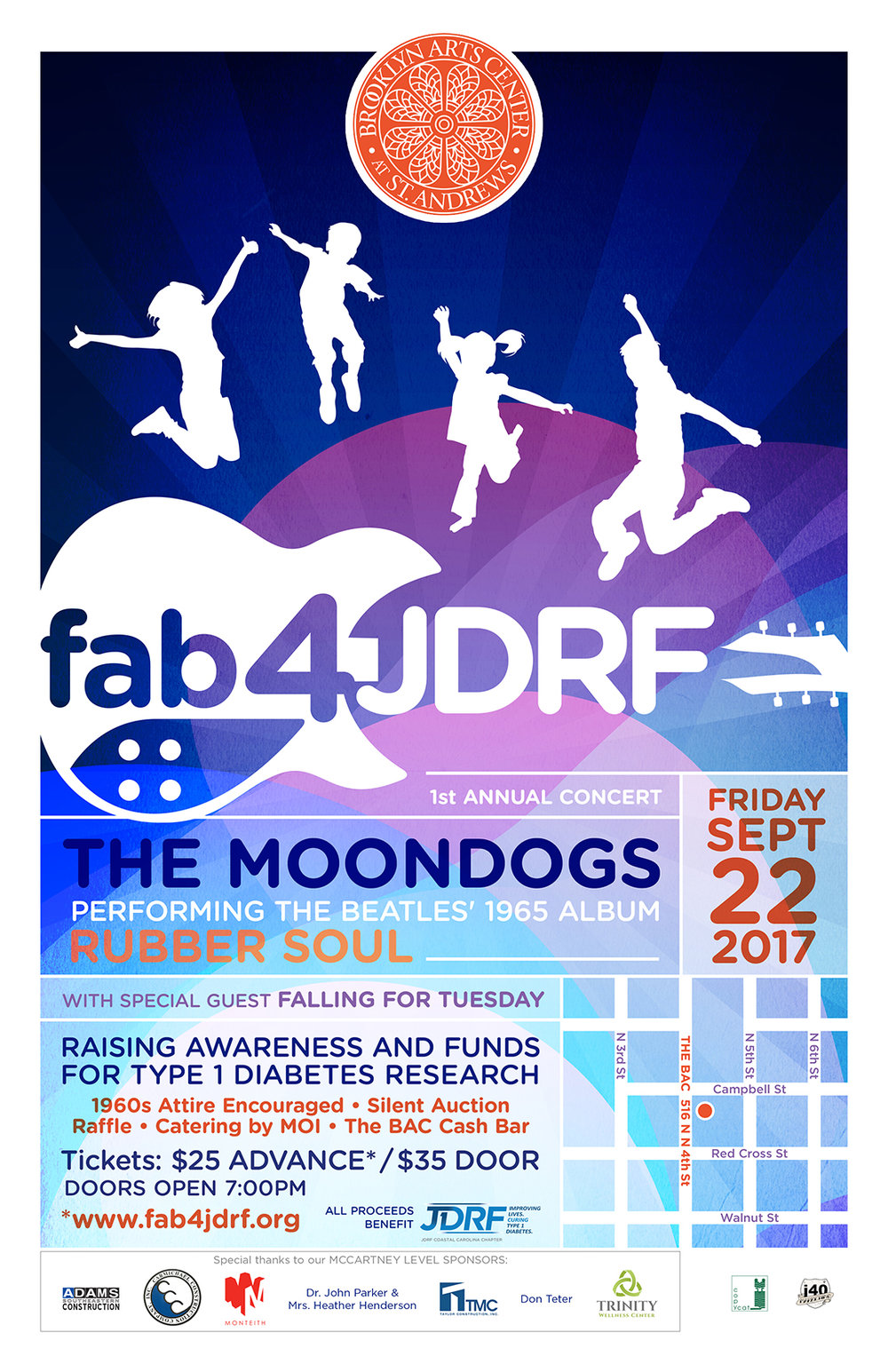fab4JDRF -