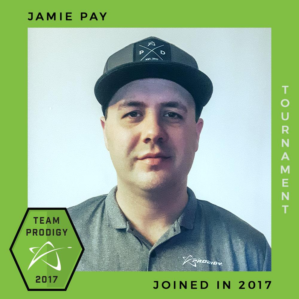 JAMIE PAY