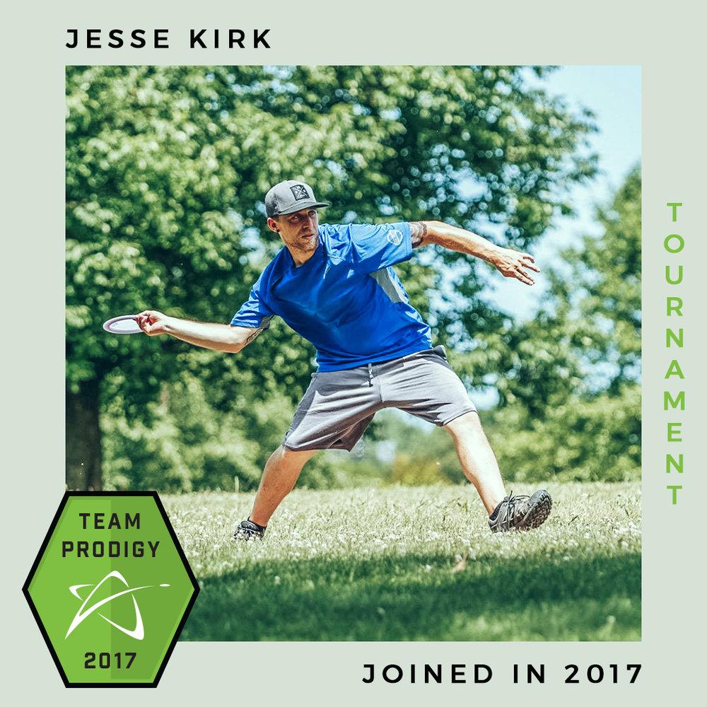 JESSE KIRK
