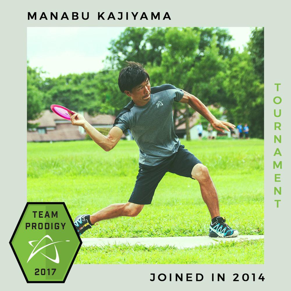 MANABU KAJIYAMA