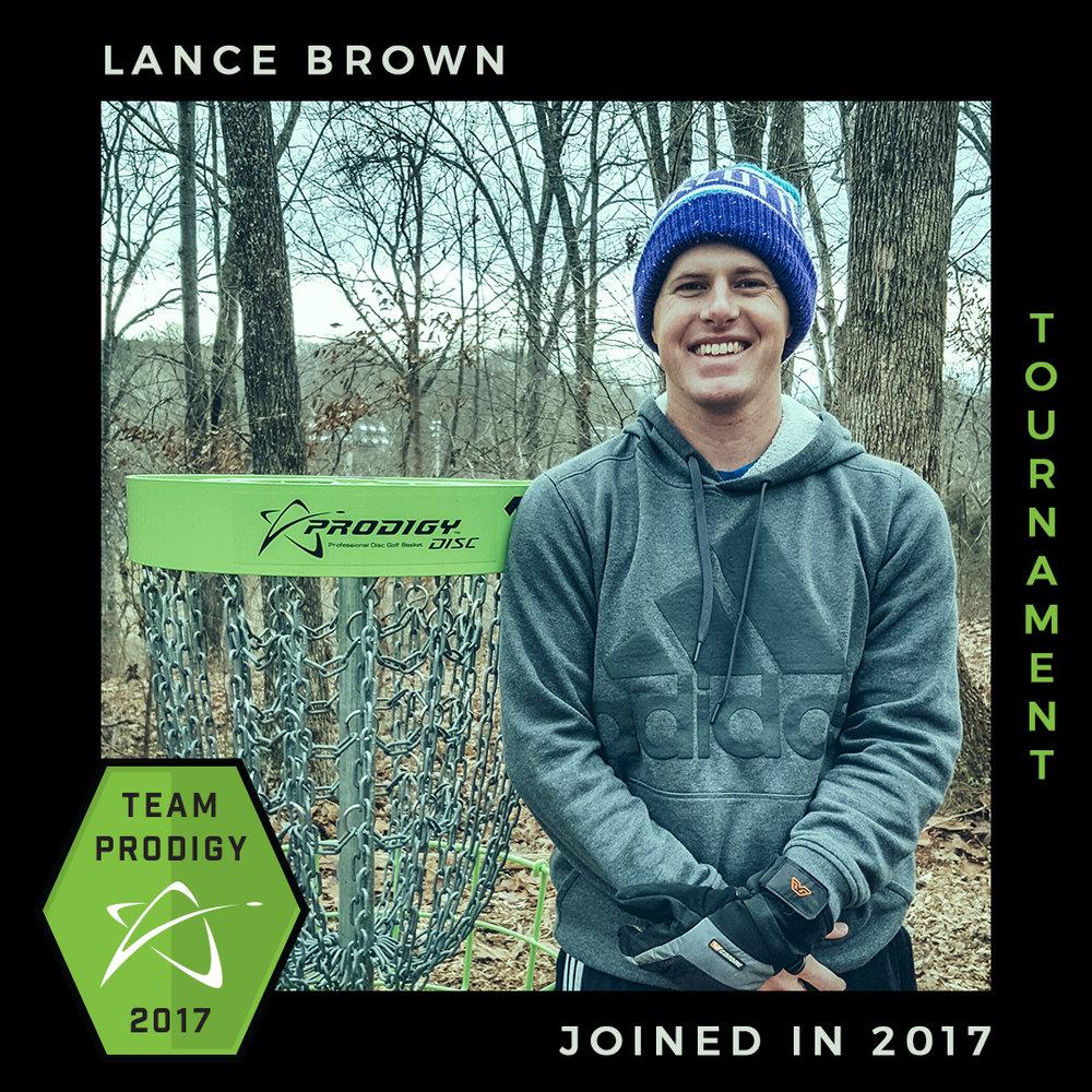 LANCE BROWN
