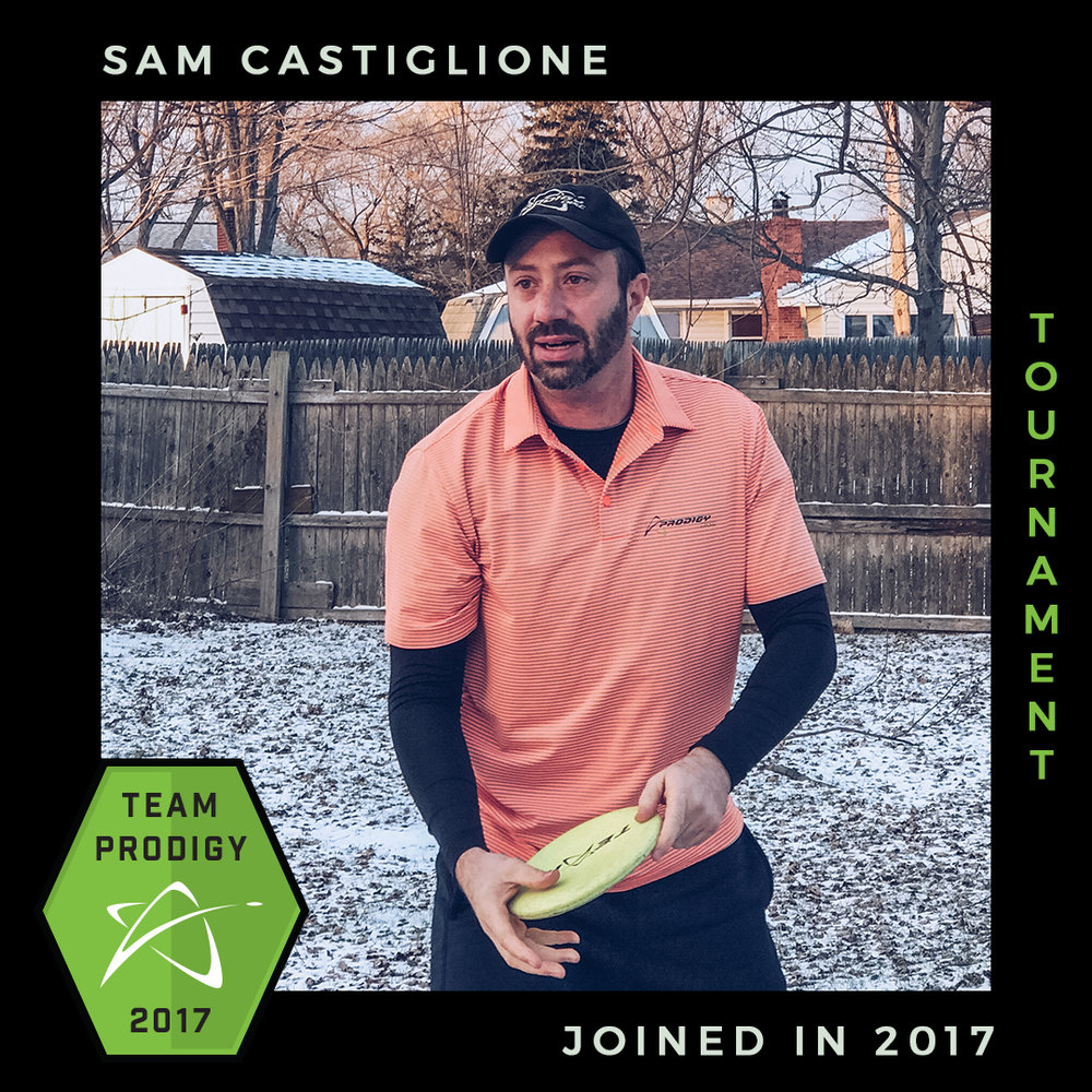 SAM CASTIGLIONE
