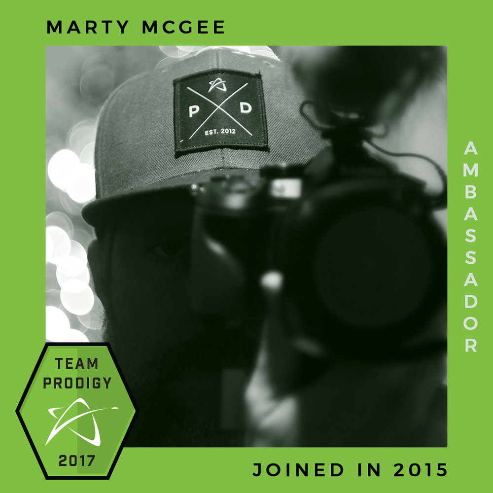 MARTY MCGEE