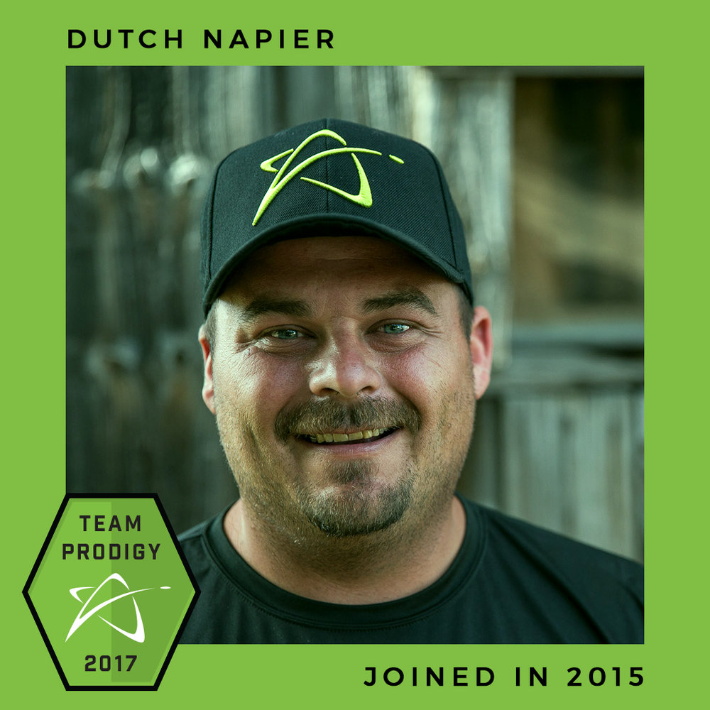 DUTCH NAPIER
