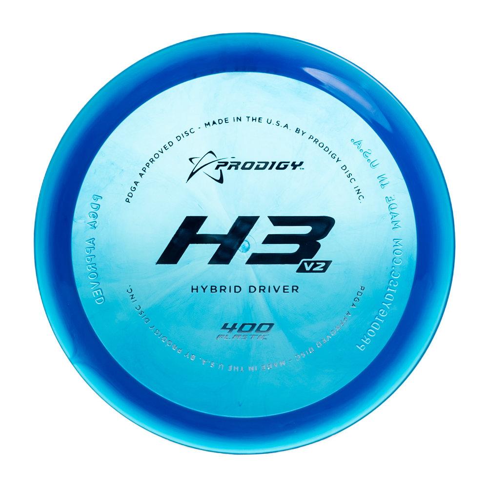 H3 V2 Hybrid Driver - 400 Plastic