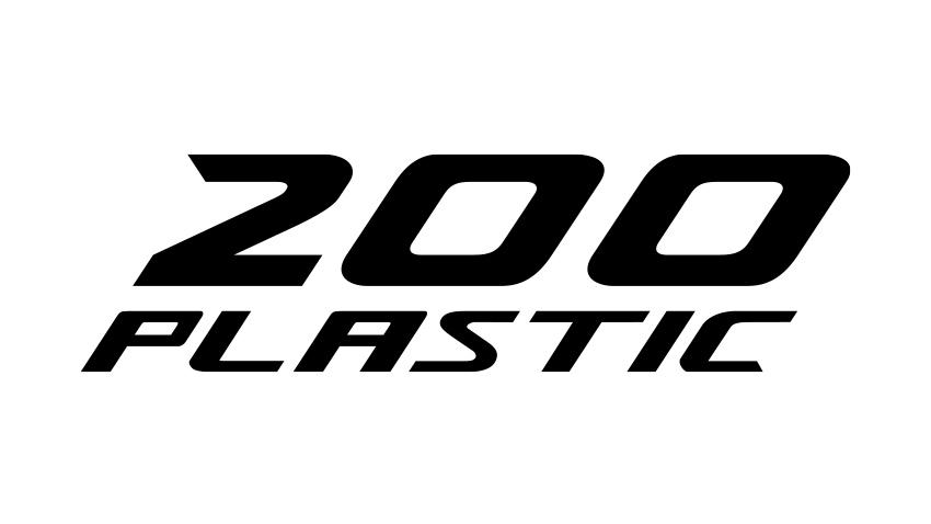 200 Plastic