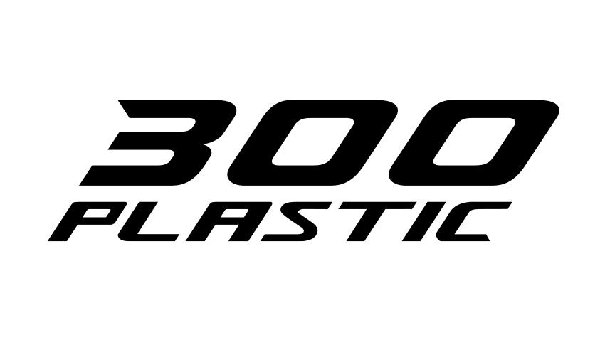 300 PLASTIC