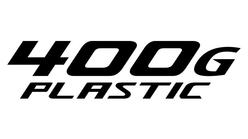400G PLASTIC
