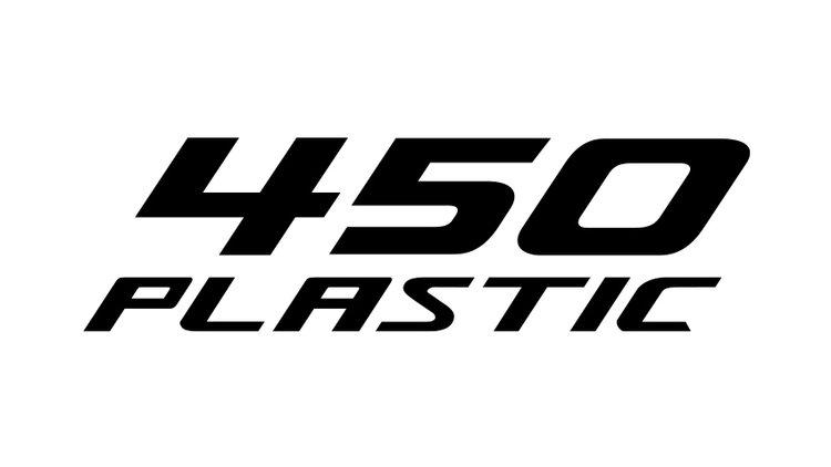 450 PLASTIC
