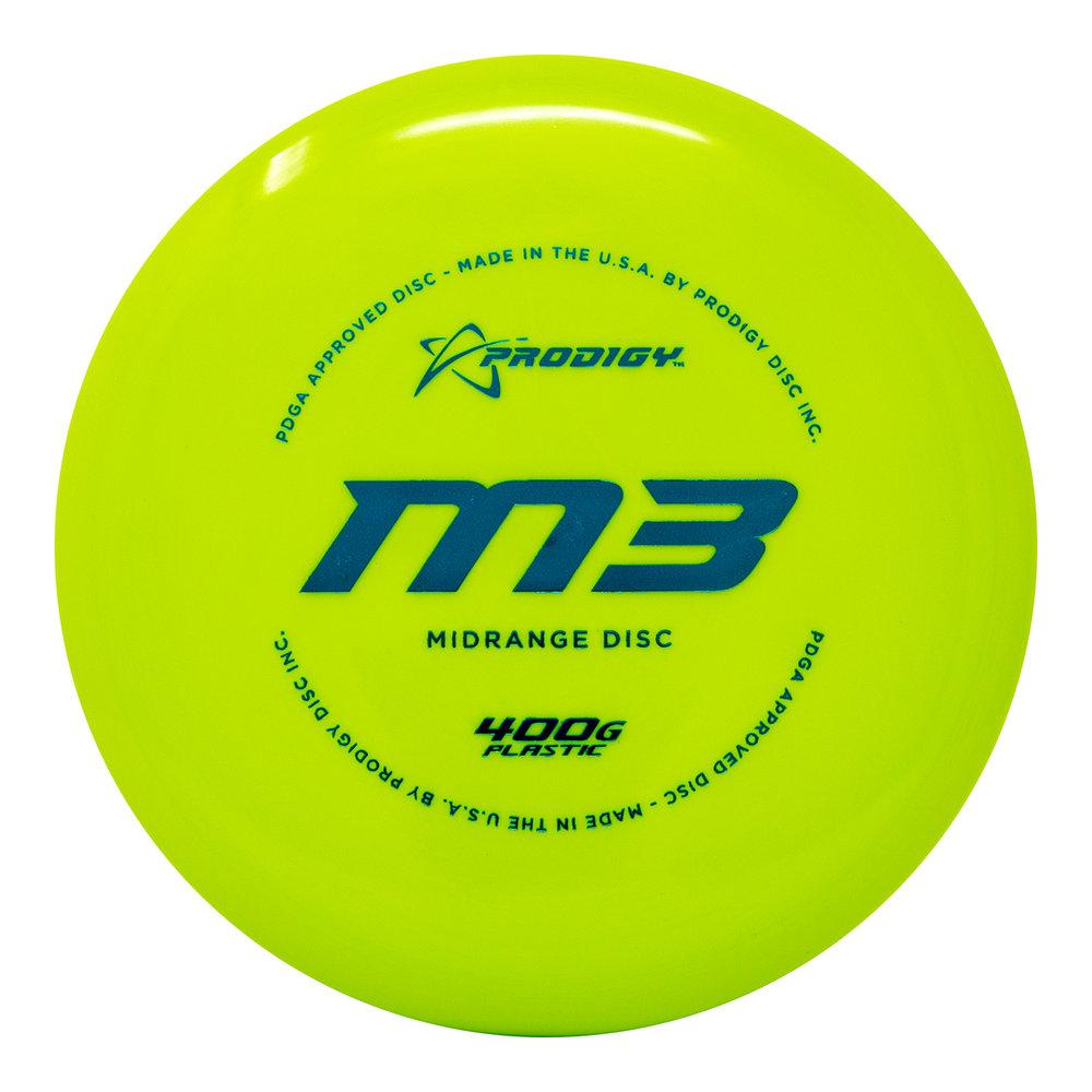 M3 - 400G PLASTIC
