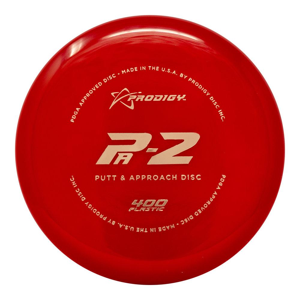 PA-2 - 400 PLASTIC