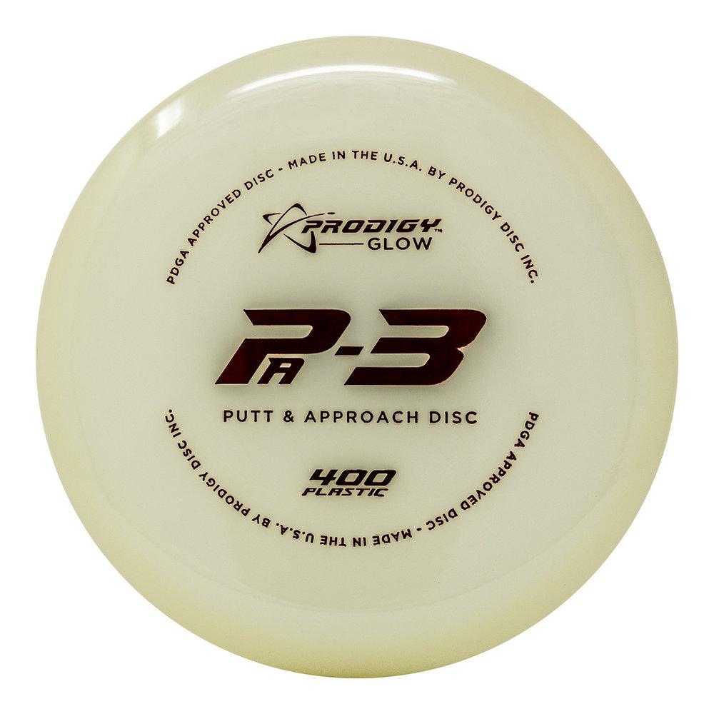 PA-3 - 400 GLOW PLASTIC