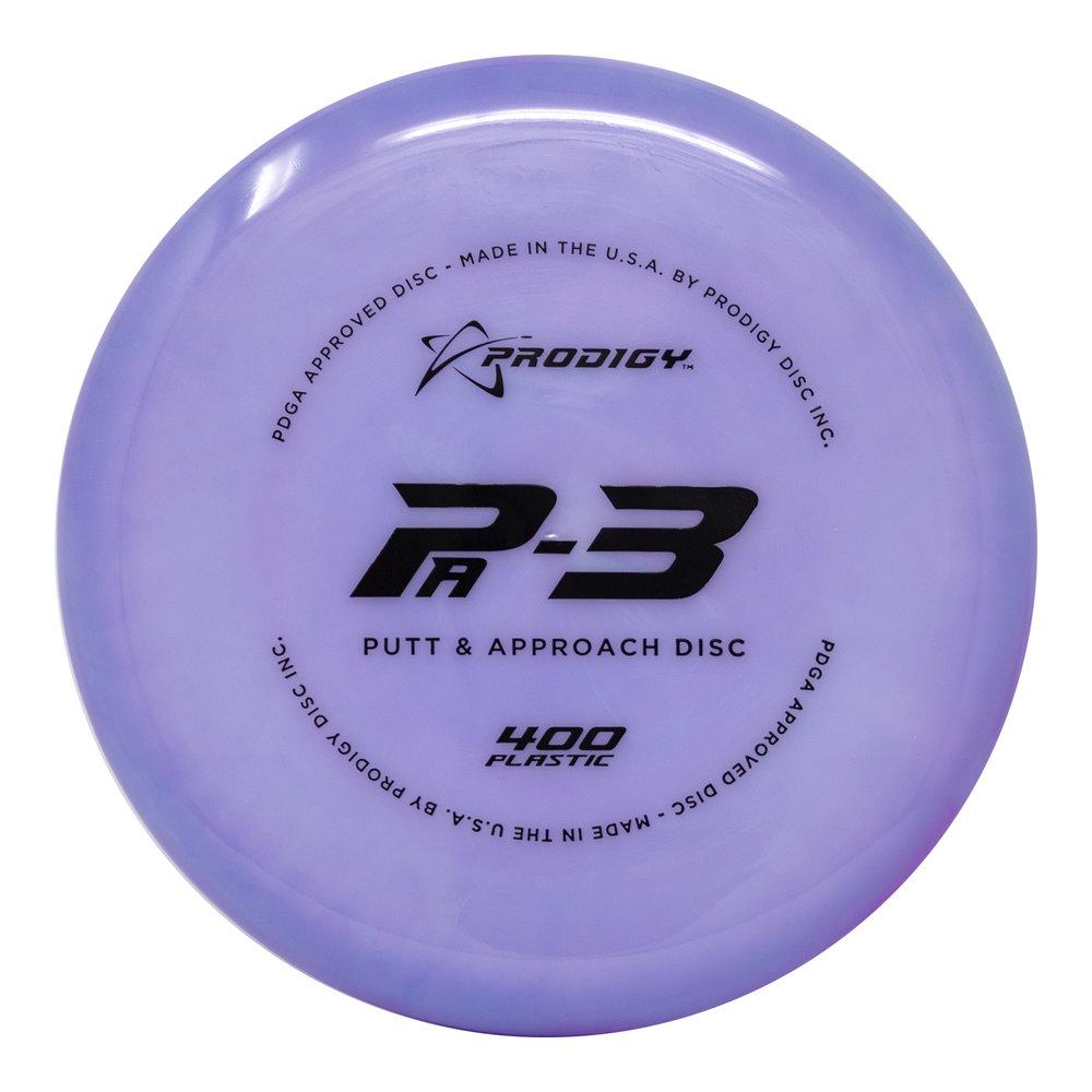 PA-3 - 400 PLASTIC