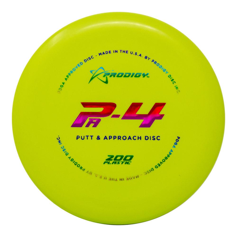 PA-4 - 200 PLASTIC