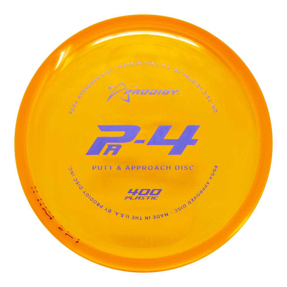 PA-4 - 400 PLASTIC