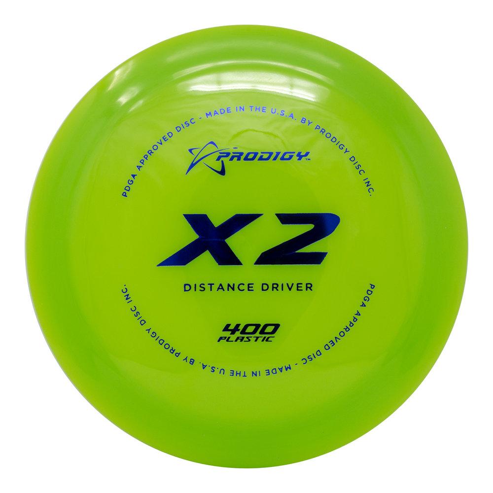 X2 - 400 PLASTIC
