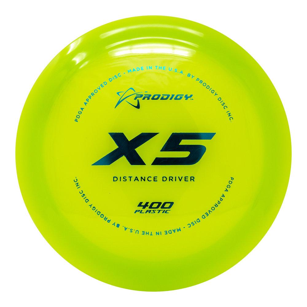 X5 - 400 PLASTIC