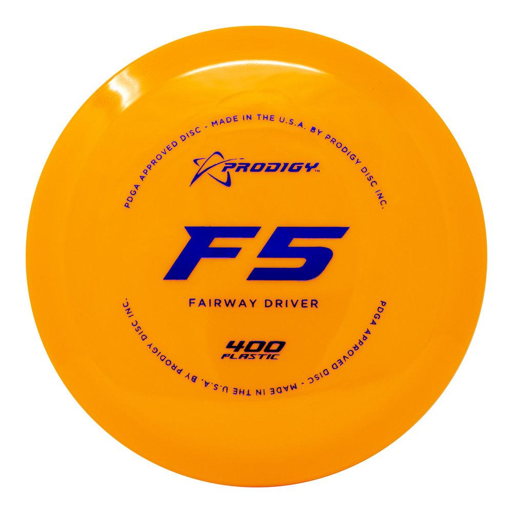 F5 - 400 PLASTIC