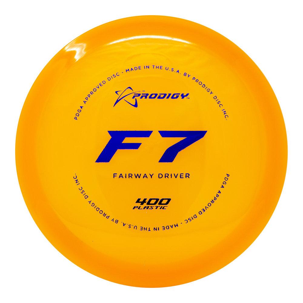 F7 - 400 PLASTIC