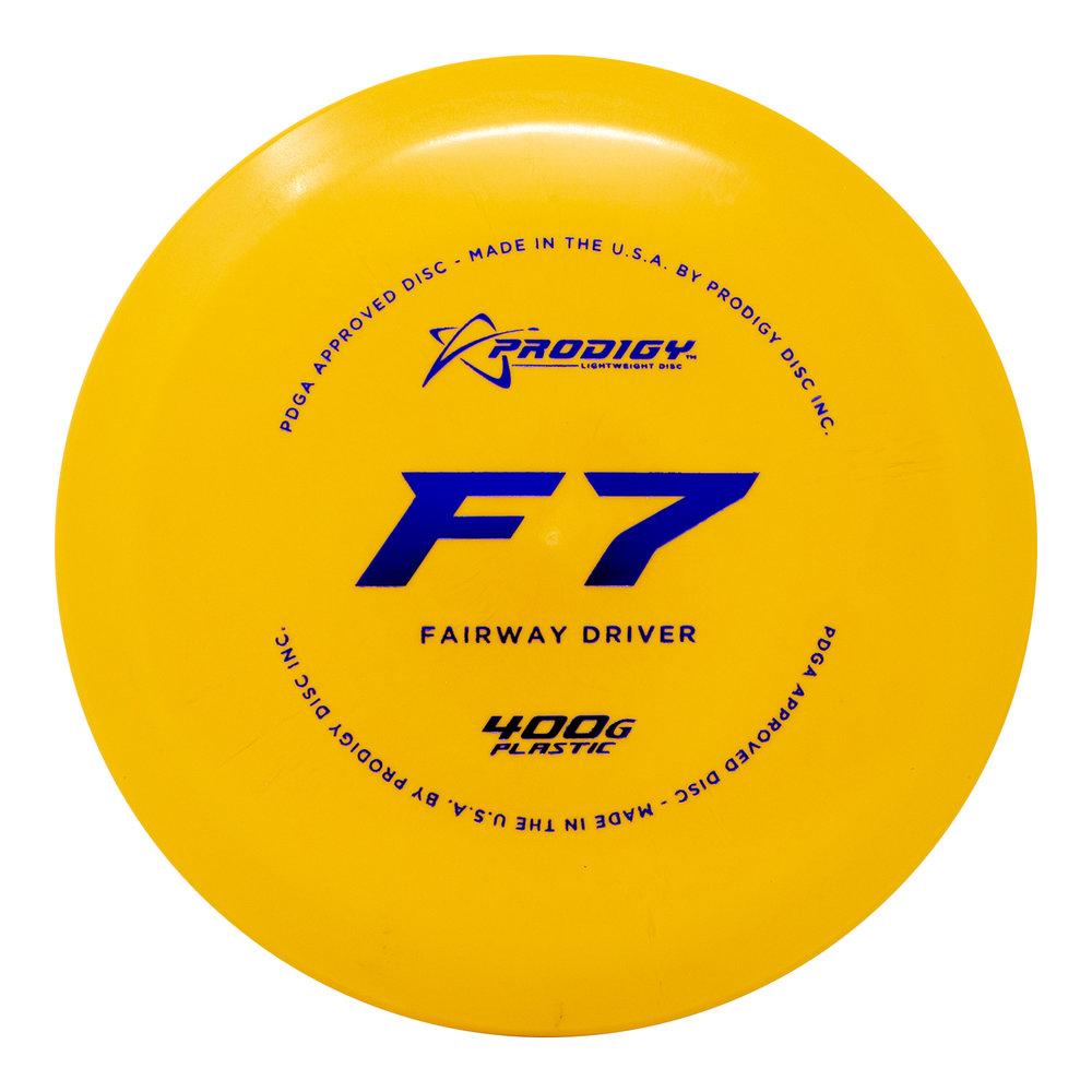 F7 - 400G PLASTIC