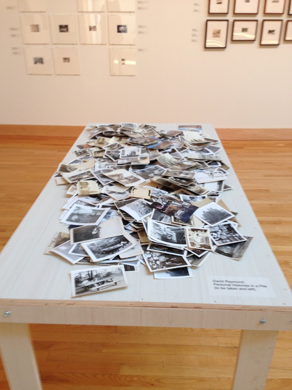 Installation Shot, Western Carolina Art Museum, 2014