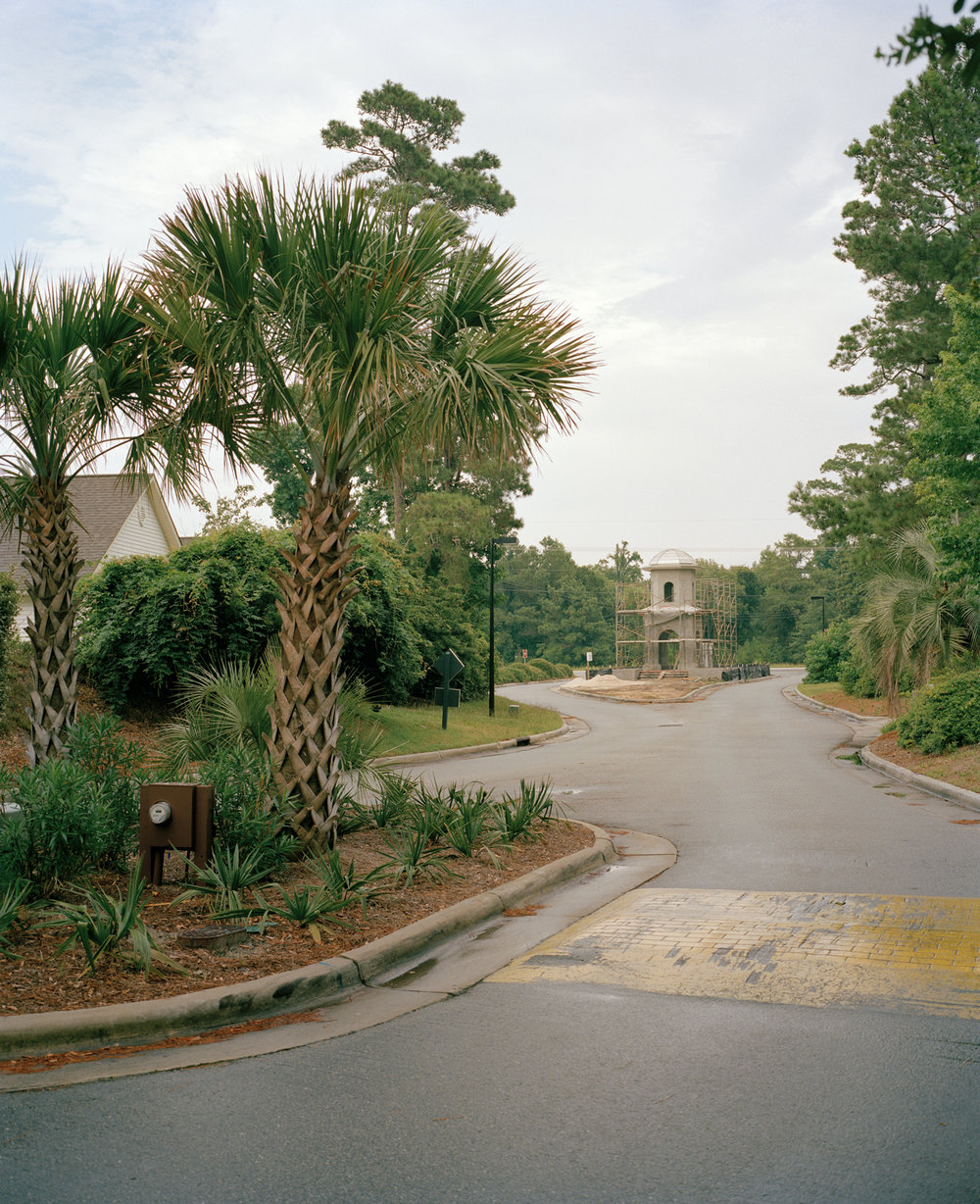 Entryway, Wilmington, NC. 2009