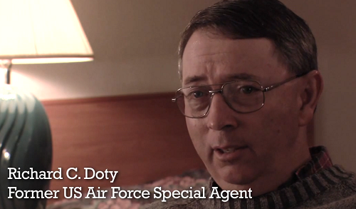 Rich Doty has spent time also working with the New Mexico State police.(Screen grab)