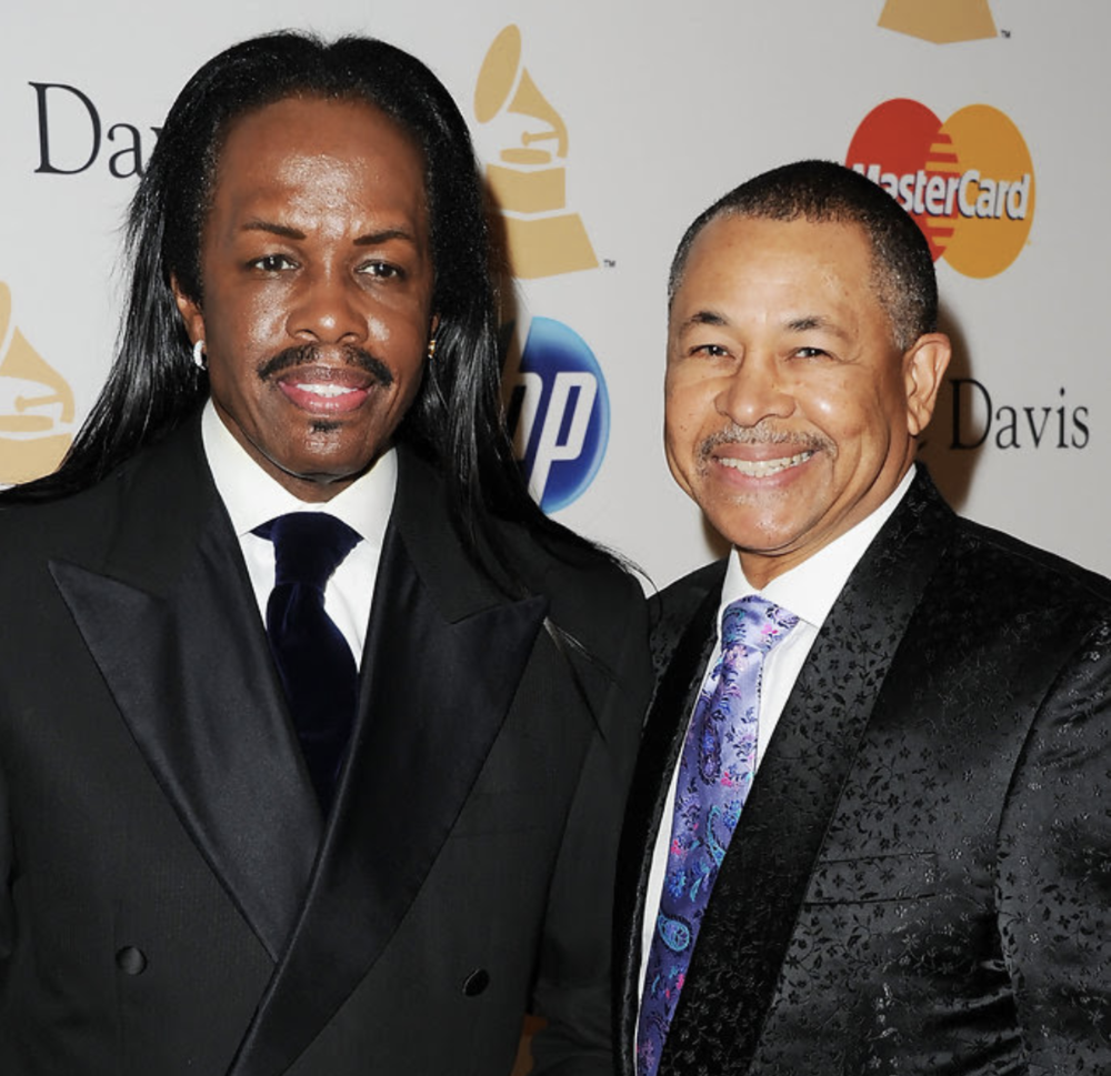 Verdine White & Ralph Johnson