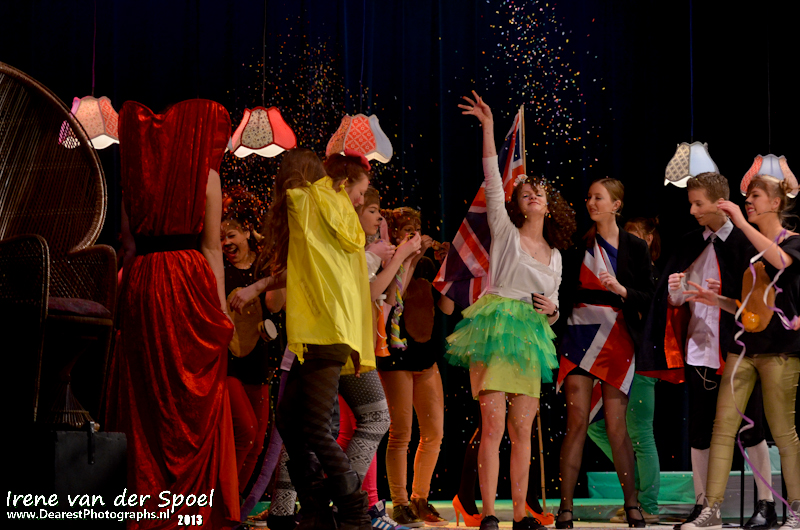 Alis in Onderland - Theater AG De Goudse Waarden - 2013