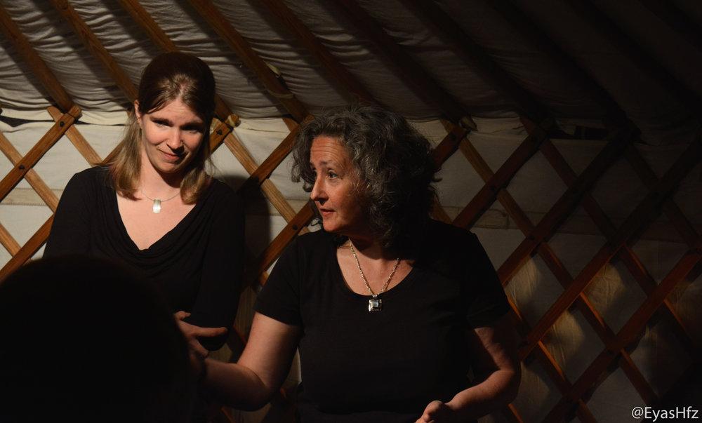 Ene mene meck und du bist weg! - Zwolle Unlimited 2017 zusammen mit Tanja Mahn-Bertha - Foto: Eyas Hafez