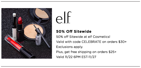 Melanie Sutrathada shares her must-shop Cyber Monday sales this holiday season. Make sure to shop e.l.f.!.png