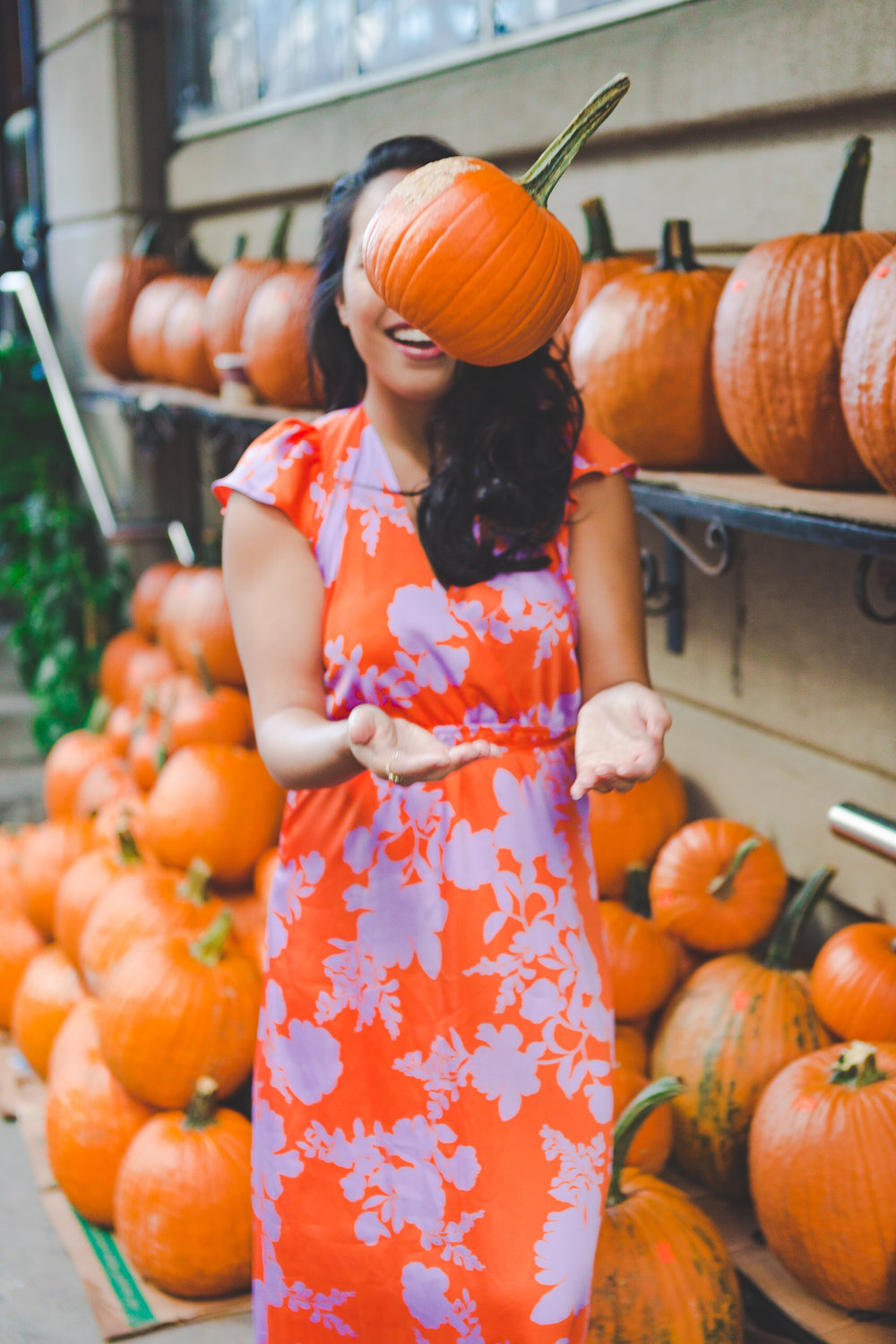 Melanie Sutrathada shares her favorite places to shop for simple Halloween decorations..jpg
