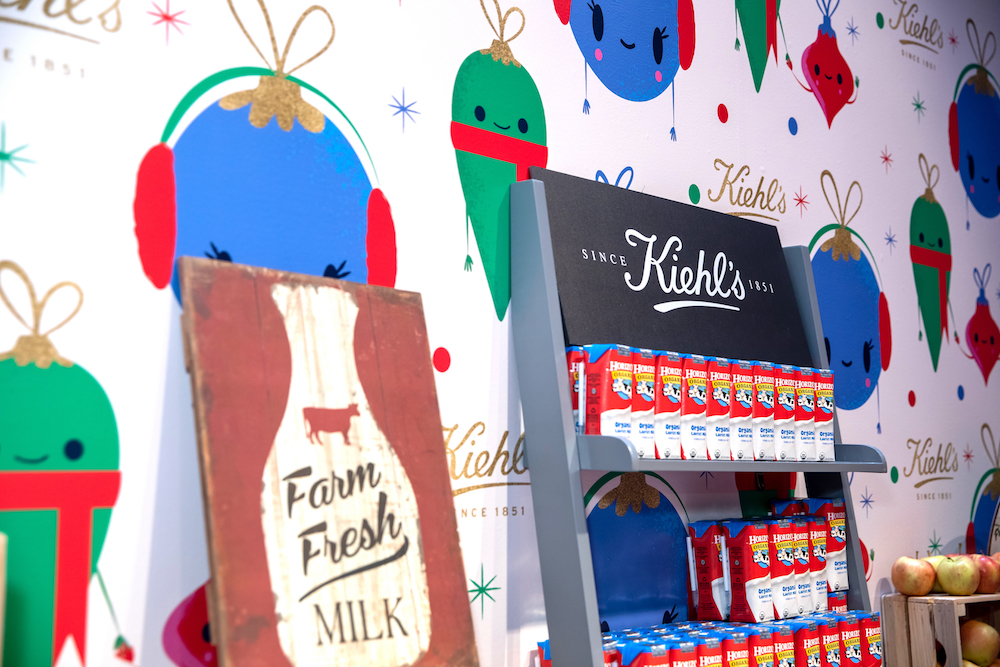 Melanie Sutrathada shares seven ways to give back this holiday season with the help of Kiehl's..jpg