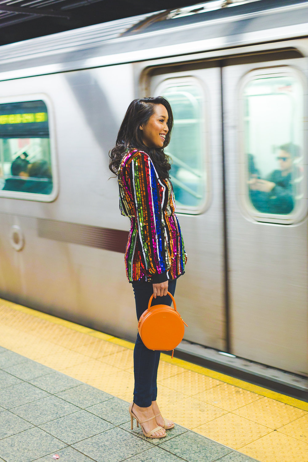 Melanie Sutrathada shares the NYC subway hacks you need to know..jpg